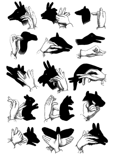 hand-shadows